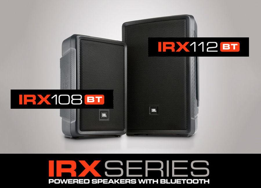 Nyhed: JBL IRX