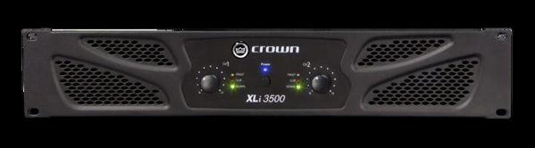 Billede af C-Stock  Crown XLi 3500 | forstærker 2 x 1350W i 4 ohm