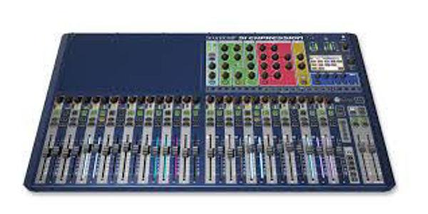Billede af C-Stock Soundcraft Si Expression 3 m. 32 fader